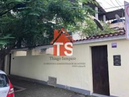 Casa de Vila 3 Quartos com Suíte no Cachambi - Rua São Brás