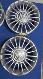 Rodas Aro 14 e 15 do Up originais  Volkswagen