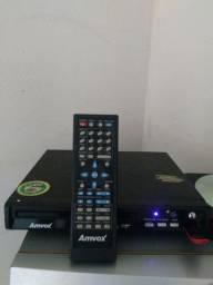 DVD Amvox  seme novo