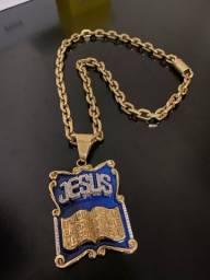 Cordao ouro 18k 120 gramas