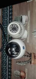 Vendo 02 câmeras de segurança