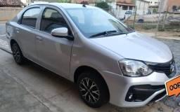Etios X 1.5 Sedan Aut. 2020 *7 mil km