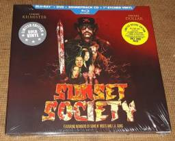 Sunset Society ? Lemmy Kilmister - Limited Deluxe Edition
