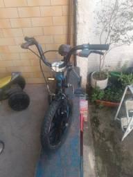 Bicicleta para crianças ,pouco usada,R$200,00