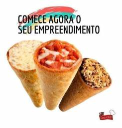 Pizza Cone Massas