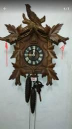 Relógio Cuco Germânico Original década de 30