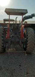 Trator Massey 290 ano 1982
