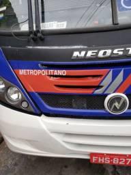 Micro onibus urbano lindao