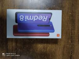 Xiaomi REDMI 8 64GB Global lacrado - Parcelo no cartão