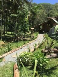 Aluguel anual e Itapema (área rural ÷restaurante+ casa)