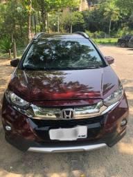 Wr-v 2018 (Honda) - Única dona - 23k - Rodados - Novo