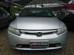 Honda civic 1.8 4p flex lxs 2008