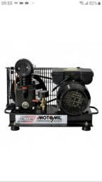 Motor compressor de ar direto 800,00