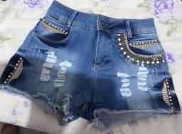 Short jeans De Marca Niran