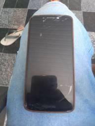 Motorola Moto E5 (funcionando/retirada de peça/conserto150)