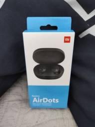 Redmi Air Dots da Xiaomi.. Novo Lacrado melhor som da categoria!