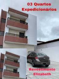 Apartamento Térreo Expedicionarios, 80m² 03Qtos,1St Códico 34876