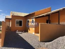 KW- Casa de 1 quarto na planta dentro de condomínio c/chuveirão em Unamar- Cabo Frio!!