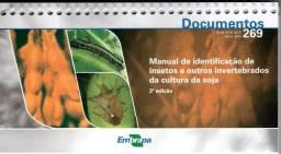 Manual de Identificação de Insetos e Outros Invertebrados da Cultura da Soja