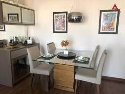 5326- Belíssimo apartamento no residencial Acqua