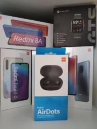 FONES sem fios Air Dots Da Xiaomi.. lacrado com garantia e entrega Cartão