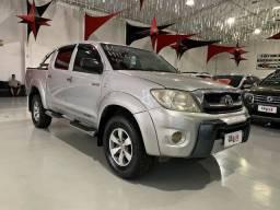 Toyota Hilux SR 4x2 2.7 2010 Gasolina
