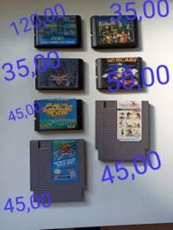 Mega Drive e Nintendo