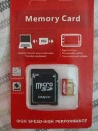 CARTÃO DE MEMÓRIA DE 256GB COM ADAPTADOR PARA ENTRADA USB