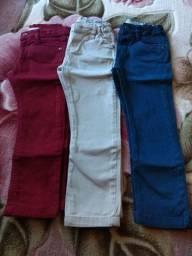 Calças Jeans Menino