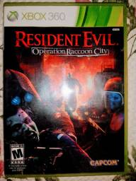Resident Evil Operation Raccon City