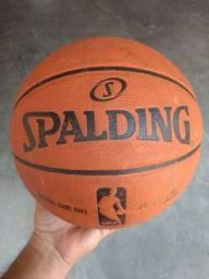 Bola basquete oficial SPALDING