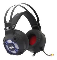 Fone Gamer Para Pc, Playstation 3/4 Usb Kp-446