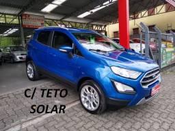 Eco.Titanium.Autom.2019#Teto#A Mais Top#20Mil Kms