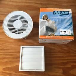 Exaustor para ambientes Linha 6 (150 mm) ARKit 34