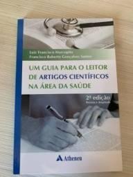 Livro Um guia para o leitor de artigos científicos na área da saúde