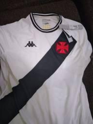 Camisa do Vasco ll Branca 20/21
