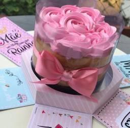 Caixa festa pro dia das mães $ 50,00