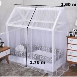 Mosquiteiro cama Montessori