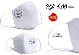 Máscara Bico de Pato dupla camada