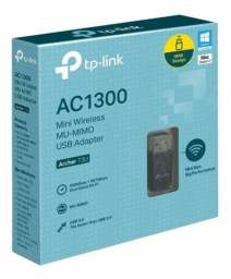 Tp-Link Archer T3U ac1300 mini dual band wifi mu-mimo usb