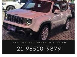 Jeep Renegade Limited 2019 - KM 28.000