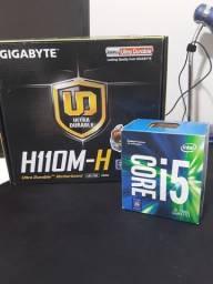 Kit I5 7400 + H110M-H