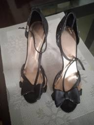 Sapato lindo para festa, numeração 37ao 38