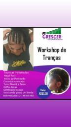 Workshop de TRANÇA   NAGÔ