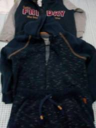 Lote de roupas menino 3/4 anos