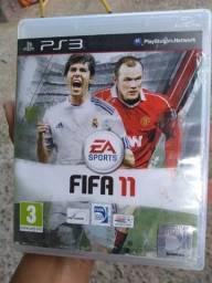 Jogo PS3 FIFA 11