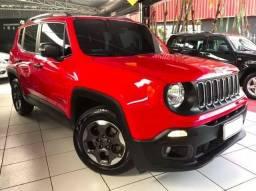 Jeep Renegade 1.8 16V Flex Sport 4P AUT 2016 R$ 40200 18000KM