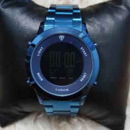 Relógio masculino original Tuguir luxo topíssimo