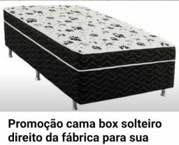 CAMAS BOX SOLTEIRO APARTIR DE 260