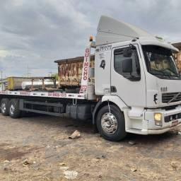 Plataforma quincho truck